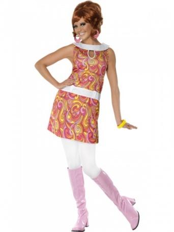 bd9ae6b8b4a3 Dámský kostým - Retro slečna - Půjčovna kostýmů Florenc