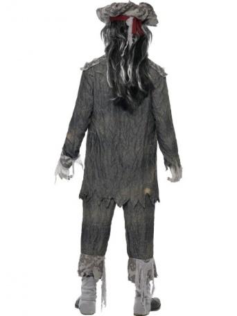 E-shop   Halloweenské kostýmy   Pánské Halloweenské kostýmy   Pánský kostým  - Duch mrtvého piráta 10e001b3f6e